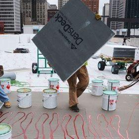 densdeck-prime-roof-board-installation